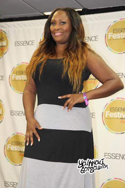 Day 3 Essence Music Festival Press Room 2013-2