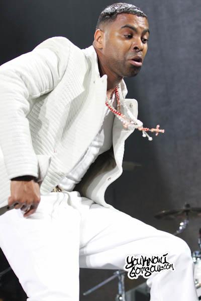 Ginuwine Essence Music Festival 2013-10