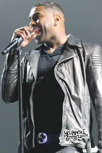 Ginuwine Essence Music Festival 2013-14