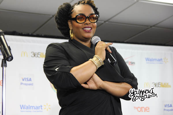 Jill Scott Essence Press Conference 2013-1
