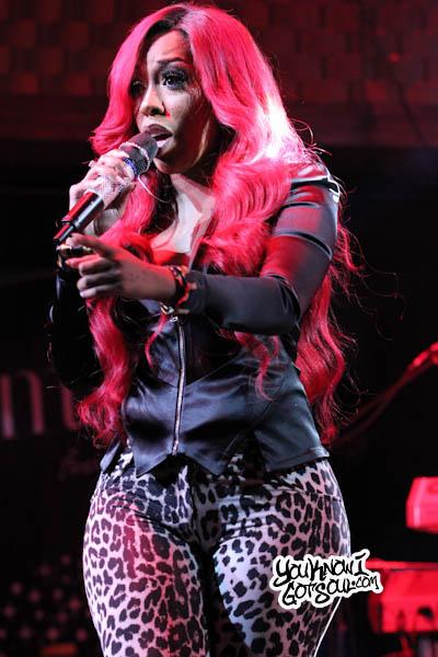 K. Michelle Spotlight Live 2013-2