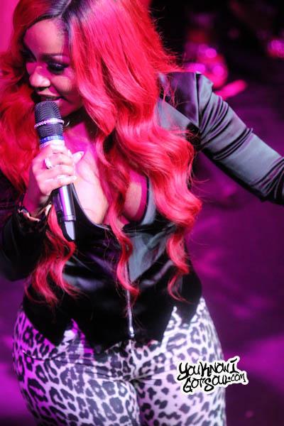 K. Michelle Spotlight Live 2013-5