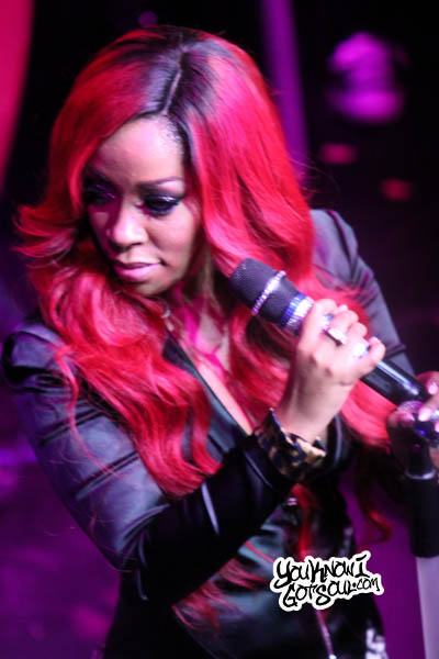 K. Michelle Spotlight Live 2013-6