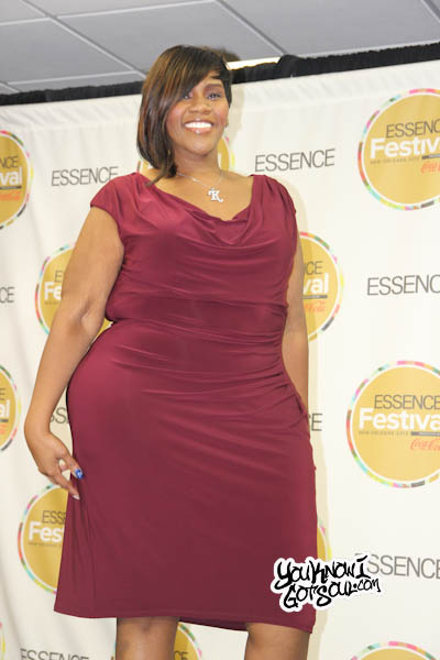 Kelly Price Essence Music Festival 2013-1