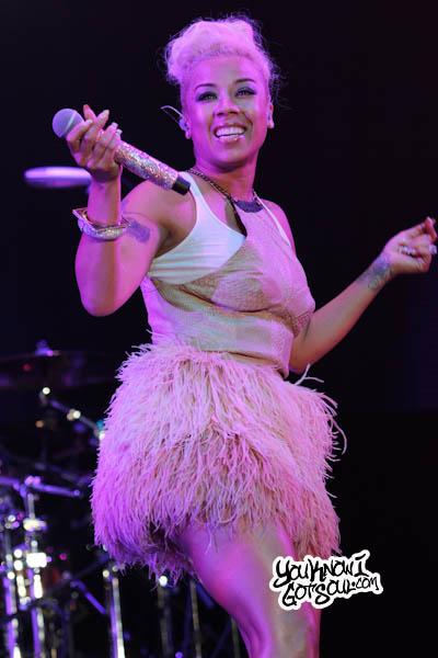Keyshia Cole Essence Music Festival 2013-3
