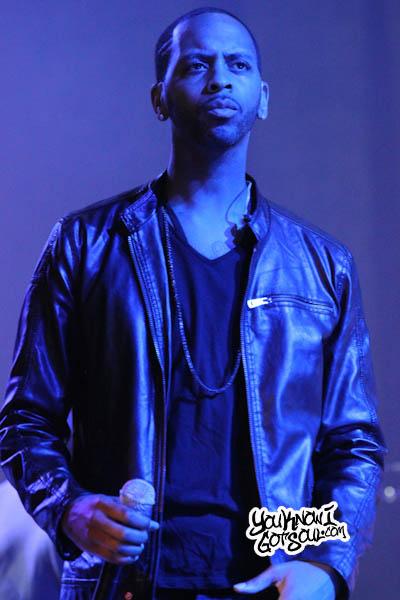Lonny Bereal Essence Music Festival 2013-2