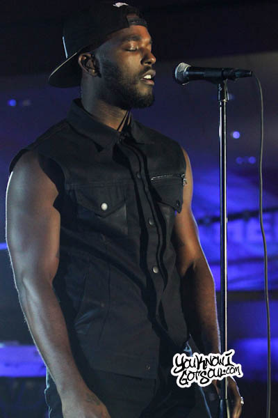 Luke James Essence Music Festival 2013-3