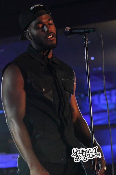 Luke James Essence Music Festival 2013-4