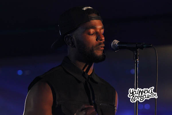 Luke James Essence Music Festival 2013-5