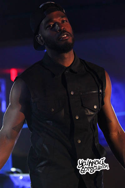 Luke James Essence Music Festival 2013-6