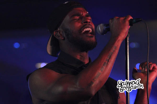 Luke James Essence Music Festival 2013-9