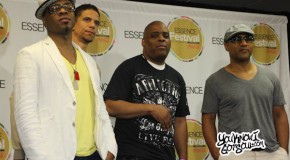 Interview: Mint Condition – Telling the Stories of Their Lives