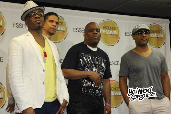 Mint Condition Essence Music Festival 2013-1