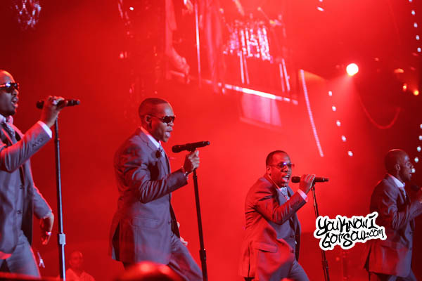 New Edition Essence Music Festival 2013-2