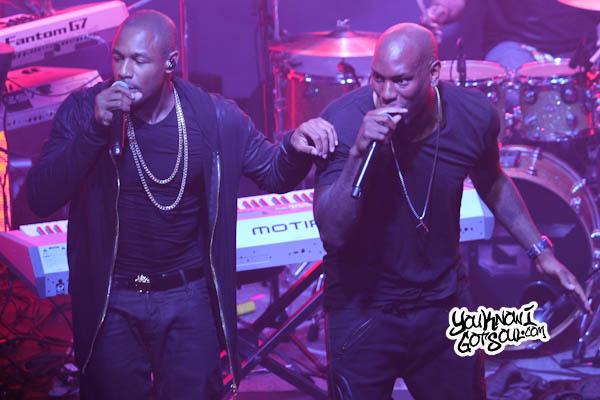 TGT Tyrese Ginuwine Tank Spotlight Live 2013-9