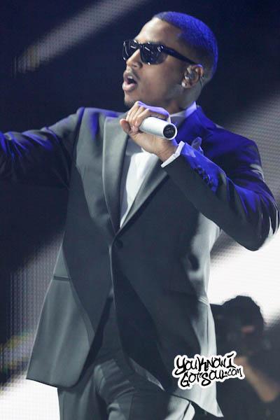 Trey Songz Essence Music Festival 2013-1