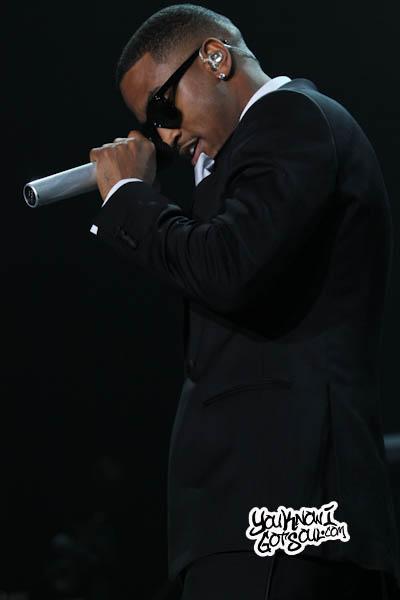 Trey Songz Essence Music Festival 2013-7