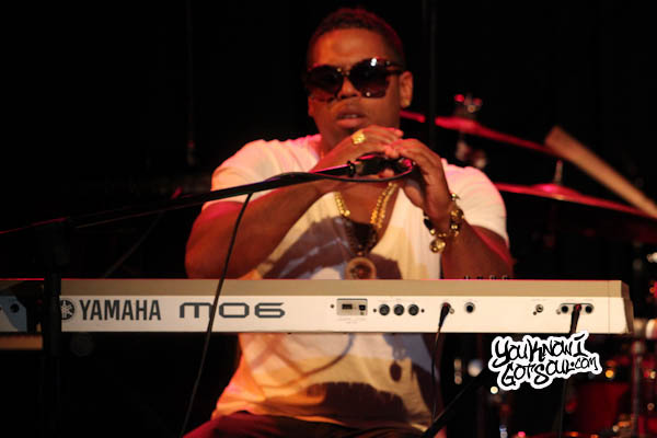 Bobby V Soul Factory August 2013 Drom-8