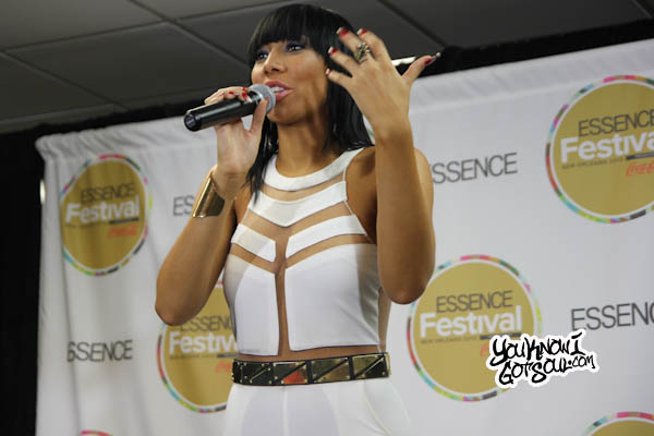 Bridget Kelly Essence Press Room 2013-1