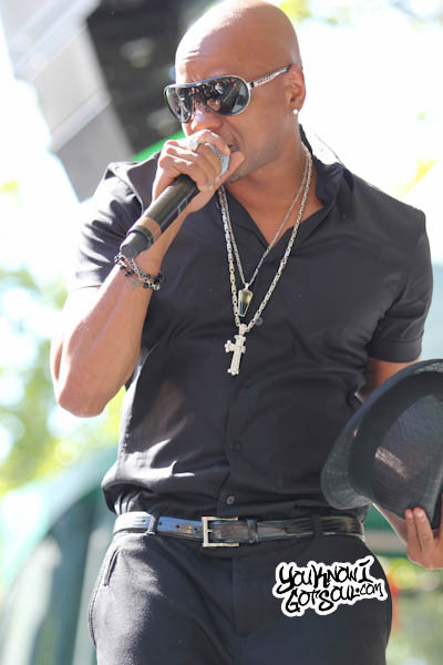 Donell Jones Central Park Summerstage 2013-5