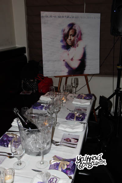 Justine Skye Everyday Living EP Listening Party 2013-1