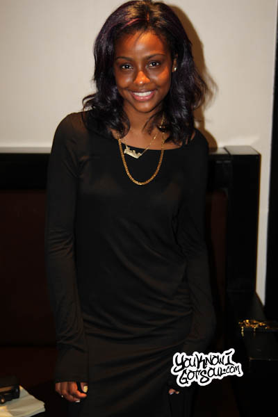Justine Skye Everyday Living EP Listening Party 2013-4