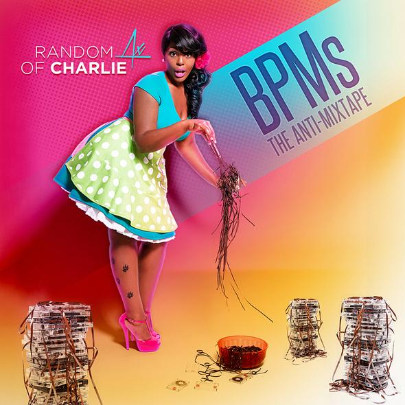 Random Ax of Charlie BPMs (The ANTI-Mixtape) cover art