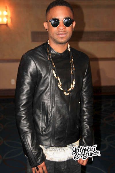 Elijah Blake BMI RnB Hip Hop Awards 2013-1