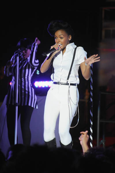 Janelle 6 Event Recap & Photos: Janelle Monae Electric Lady Album