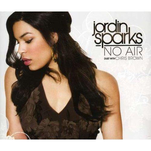 Jordin Sparks No Air Single Cover