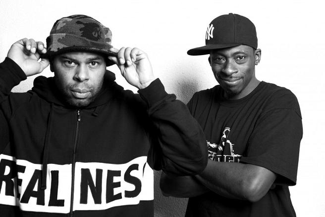 Pete Rock & CL Smooth 2013