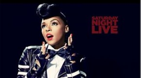 """Janelle Monae Performs """"Electric Lady"""" & """"Dance Apocalyptic"""" on Saturday Night Live (Video)"""