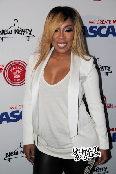 K. Michelle ASCAP Women Behind the Music 2013-1