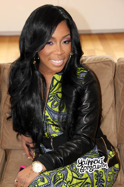 YKIGS Live: K. Michelle Talks Connecting with Fans ... K Michelle 2013