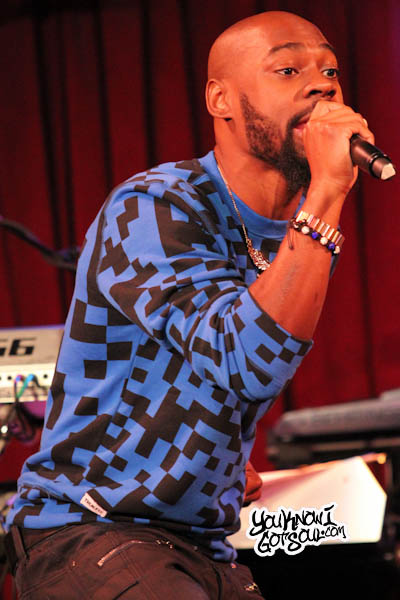 Mali Music BB Kings 2013 9 Event Recap & Photos: Mali Music & Raheem DeVaughn Perform at B.B. Kings in NYC 10/8/13