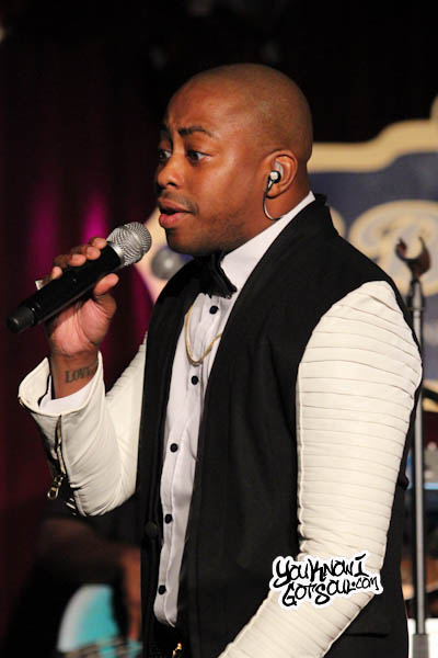 Raheem DeVaughn BB Kings 2013-4