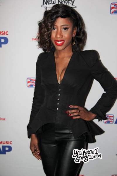 Sevyn ASCAP Women Behind the Music 2013-1