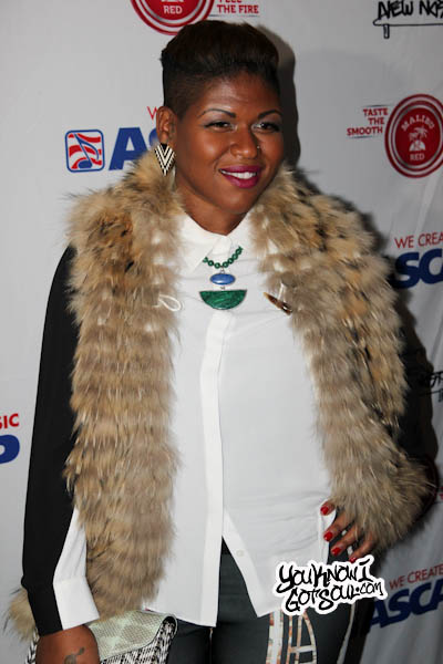 Stacy Barthe ASCAP Women Behind the Music 2013-1
