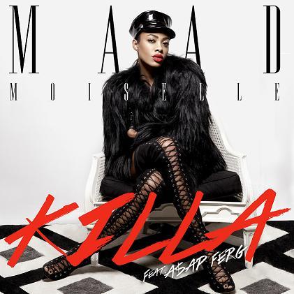 MAAD _KILLA_ COVER ART