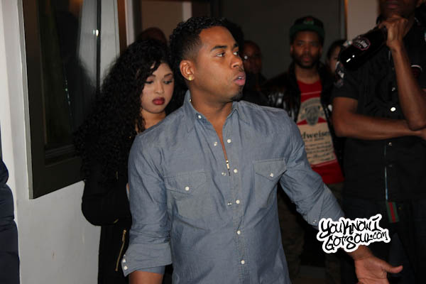 Bobby V. Engine Audio Room Peach Moon Listening Event 2013-2