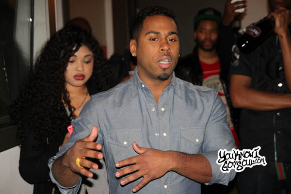 Bobby V. Engine Audio Room Peach Moon Listening Event 2013-3