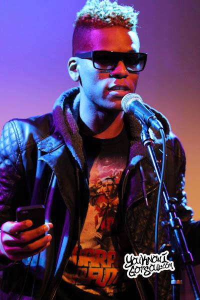 Curtis Fields BET Music Matters SOBs Dec 2013-1