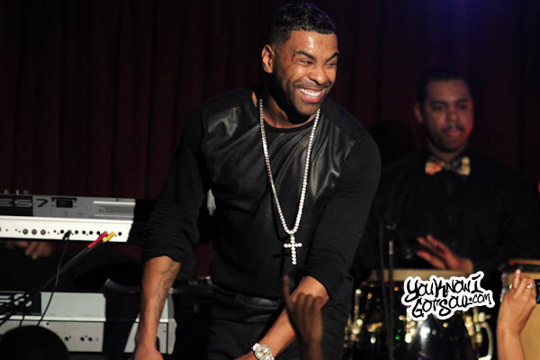 Ginuwine BB Kings 2013-11