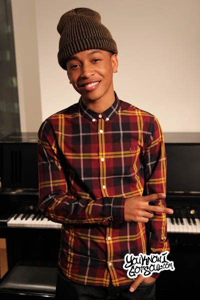 Jacob Latimore YouKnowIGot 2013-2