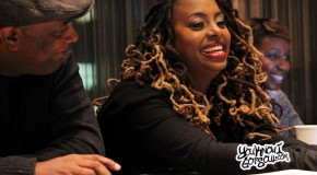 "Event Recap & Photos: Ledisi ""The Truth"" Album Listening Event in NYC 12/10/13"
