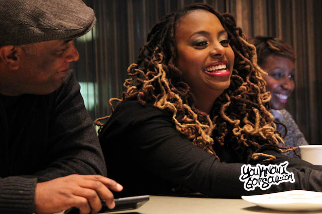 Event Recap & Photos: Ledisi The Truth Album Listening Event in NYC 12/10/13