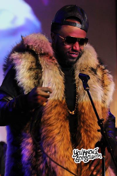 Rico Love BET Music Matters SOBs Dec 2013-1