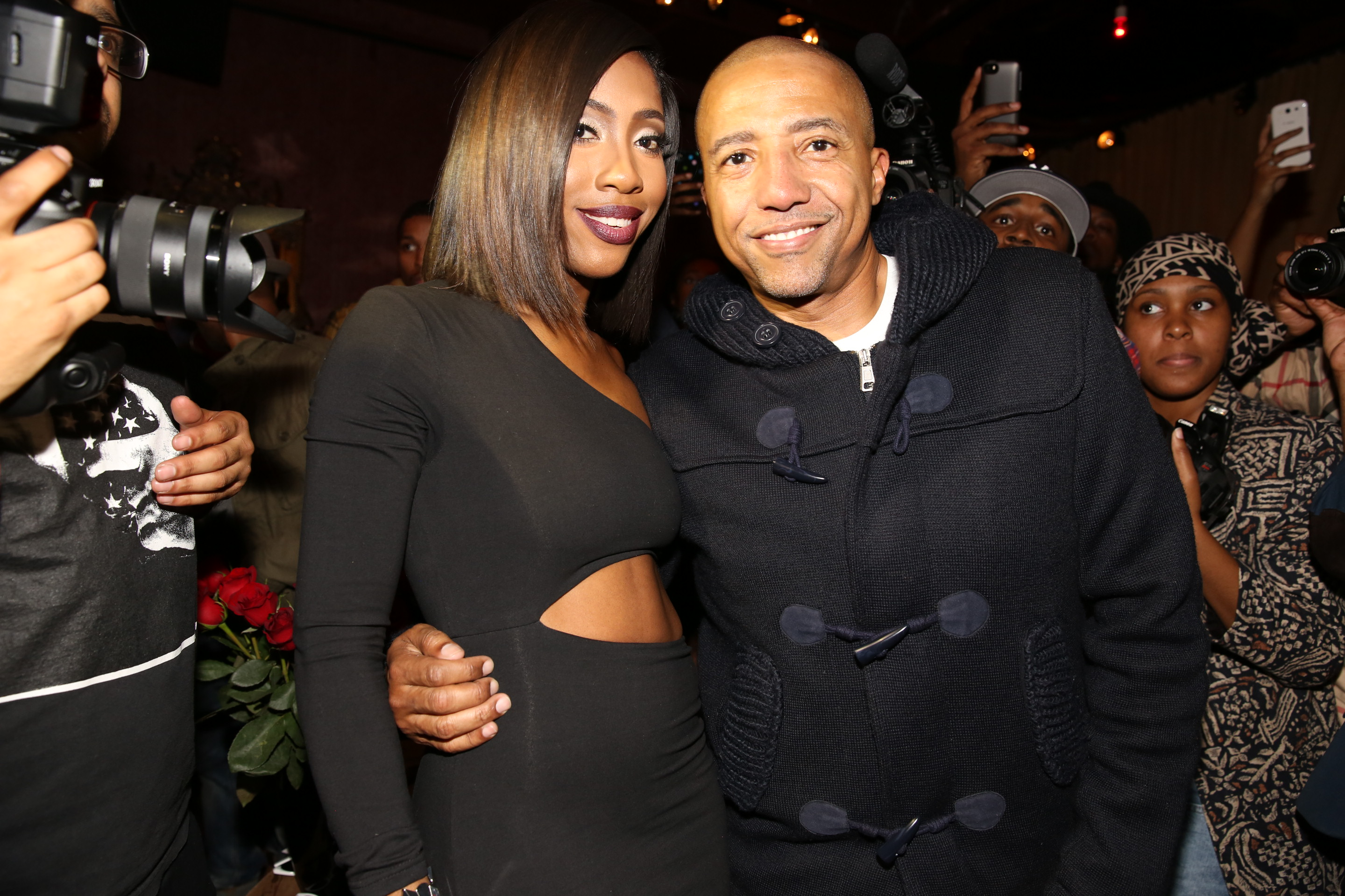 Sevyn and Kevin Liles