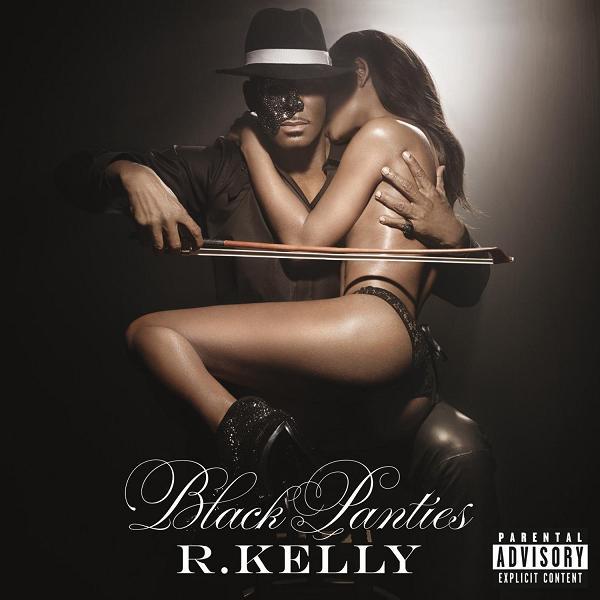 R. Kelly Black Panties Album Cover