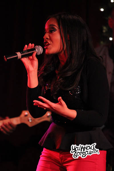 Aisha Eustache BB Kings 2014-5